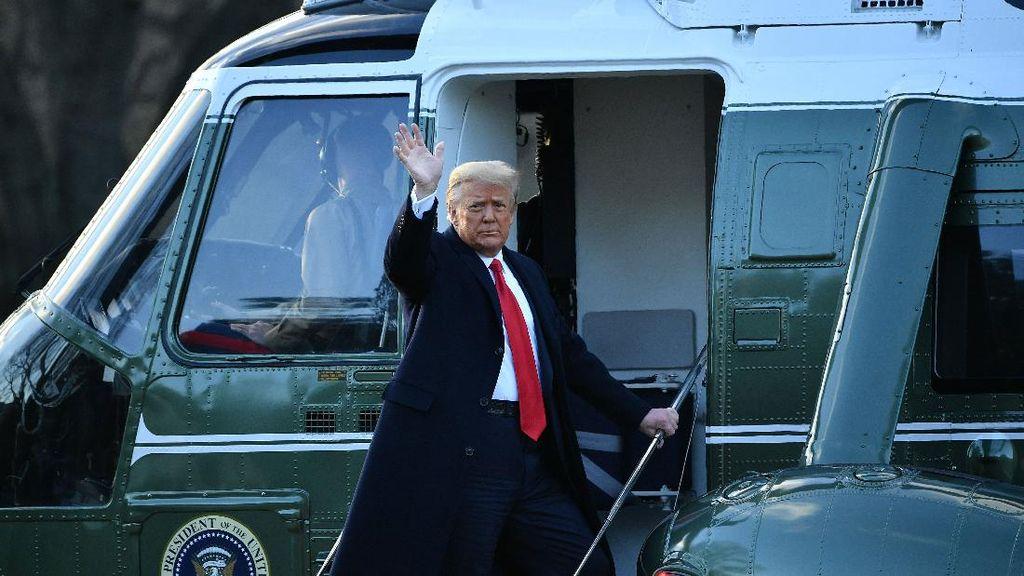 Republikan Mulai Bergerak Demi Pemakzulan Trump Ditolak