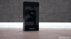 Unboxing Galaxy S21 Ultra 5G, Ponsel Rp 22 Juta Punya Kamera Mumpuni