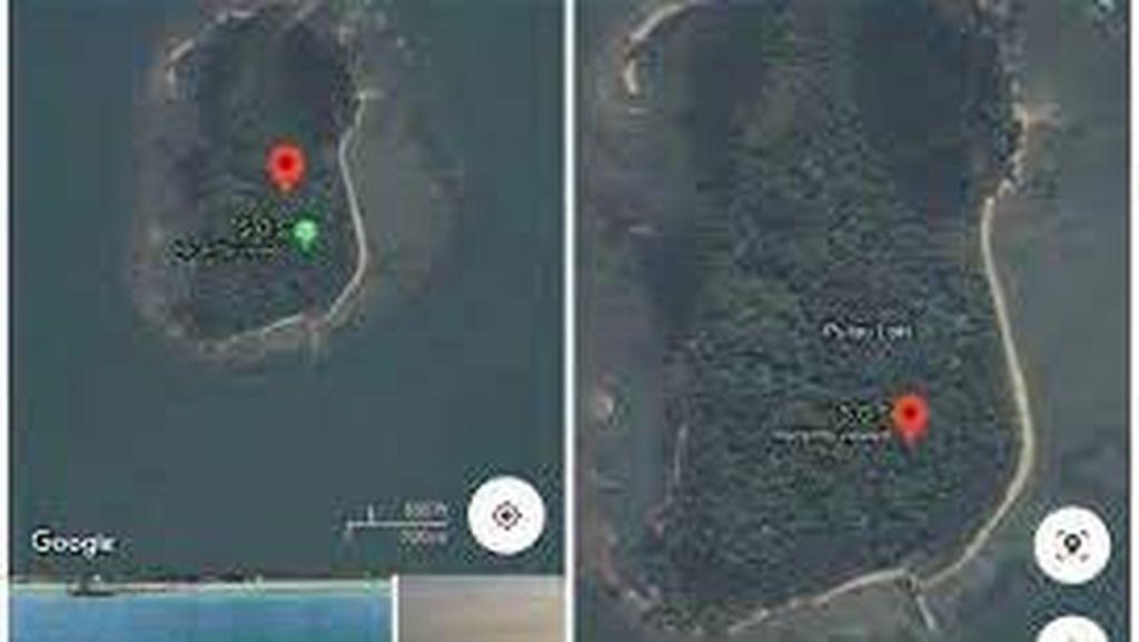 TNI AL soal Tanda SOS di Pulau Laki: Cek Sumber Penangkap Sinyalnya
