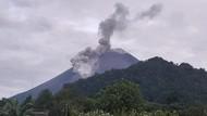Gunung Merapi Erupsi, Muntahkan 3 Kali Awan Panas