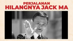 Hilangnya Jack Ma hingga Momen Kemunculan di Publik