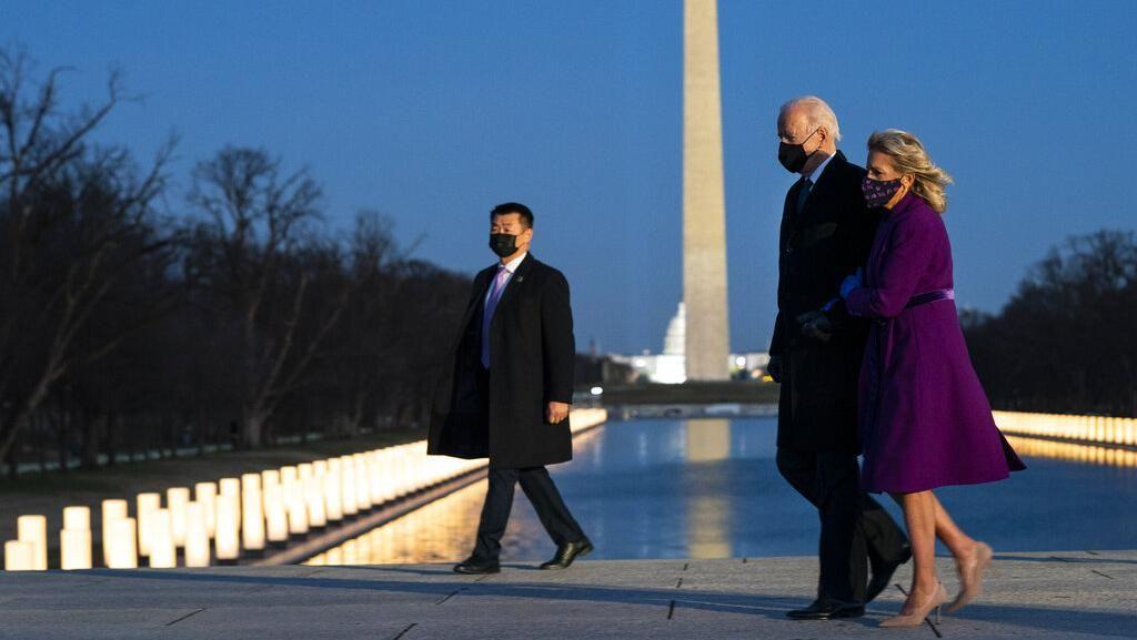 Usai Dilantik, Biden Janji Jadi Presiden untuk Seluruh Rakyat AS