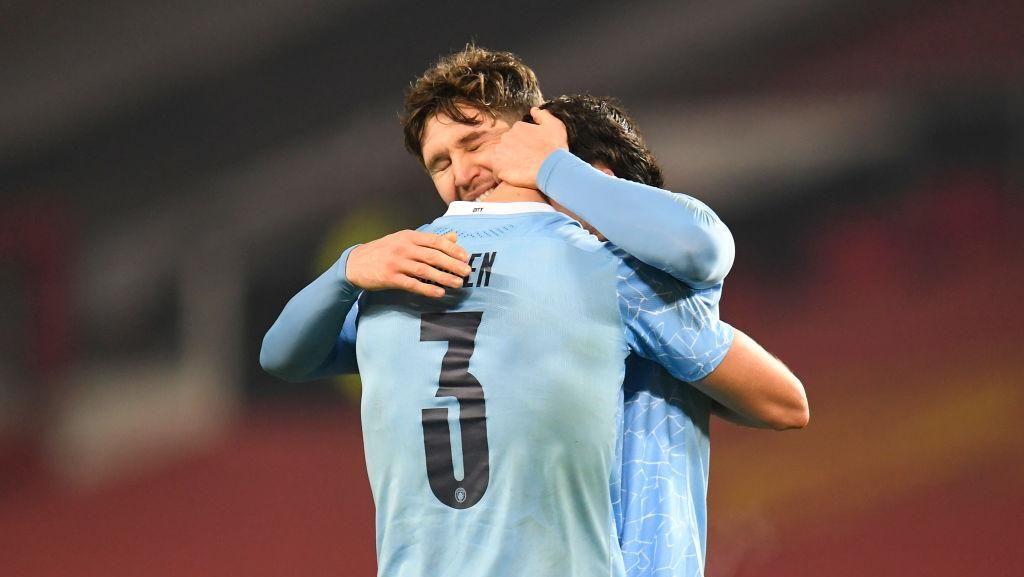 John Stones dan Ruben Dias, Tembok Kukuh Manchester City