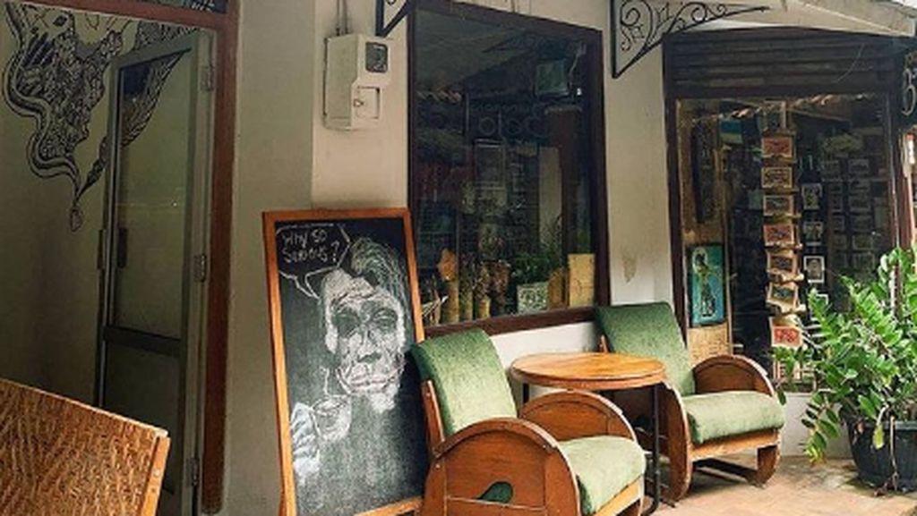 Nyempil, 5 Kafe Ini Ada di dalam Gang Sempit