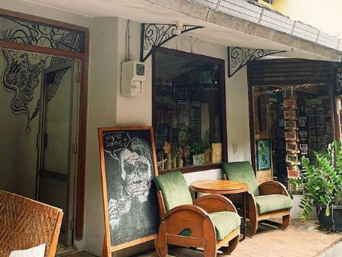 Kedai Kopi yang Ada di Gang Sempit