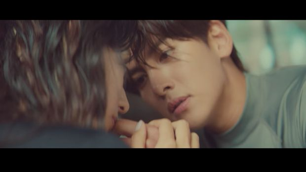 Kemesraan Ji Chang Wook dan Kim Ji Won