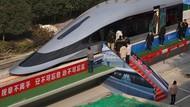 China Debut Lagi Kereta Cepat, Melesat 620 Kilometer per Jam