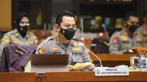 Tok! DPR Setuju Komjen Listyo Sigit Prabowo Jadi Kapolri