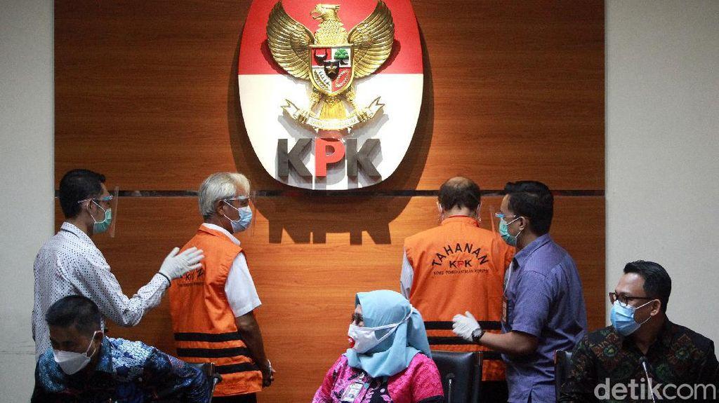 Eks Kepala BIG-Pejabat LAPAN Ditahan KPK Terkait Korupsi Citra Satelit