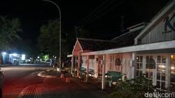 Ditinggalkan Turis, Mandalika Bak Kota Mati di Malam Hari