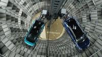 Melihat Foto-foto Pabrik Mobil Listrik Dunia