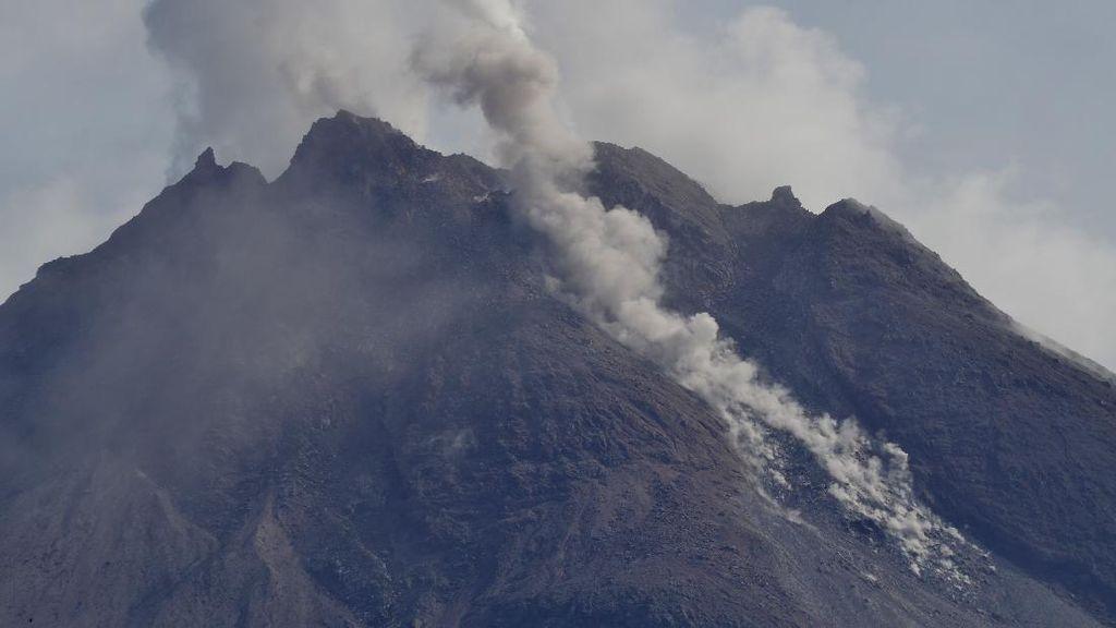 Magelang Perpanjang Status Tanggap Darurat Bencana Gunung Merapi