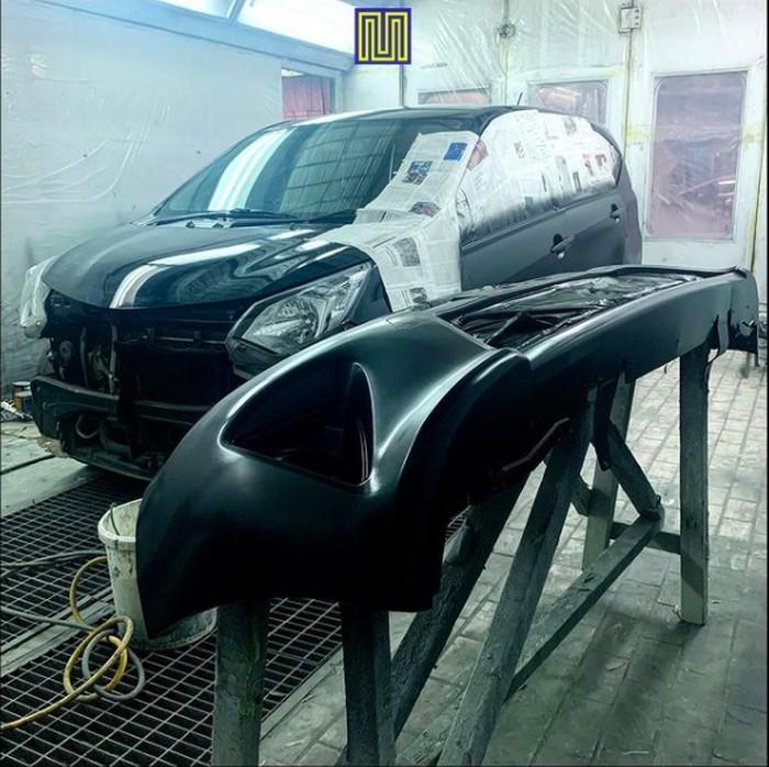 Perawatan cat mobil