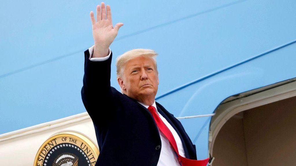 Mantan Presiden AS Hadiri Pelantikan Biden, Kecuali Trump