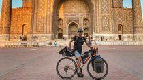 Dari China, Pria Inggris Ini Gowes Sepeda Kelilingi 15 Negara