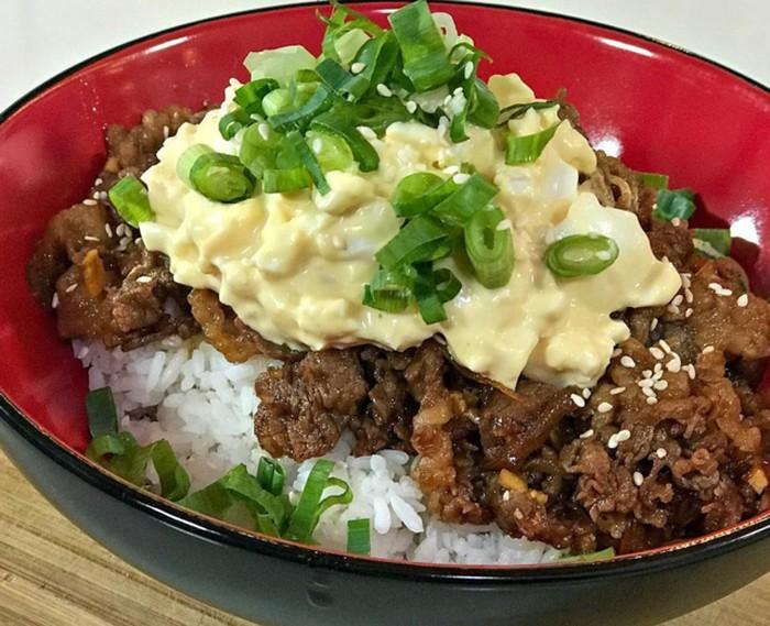 Rice Bowl Daging Sapi