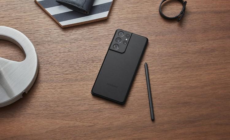 Samsung Galaxy S21 Ultra 5G dan S Pen