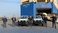 Suzuki Jimny Buatan India Mulai Diekspor