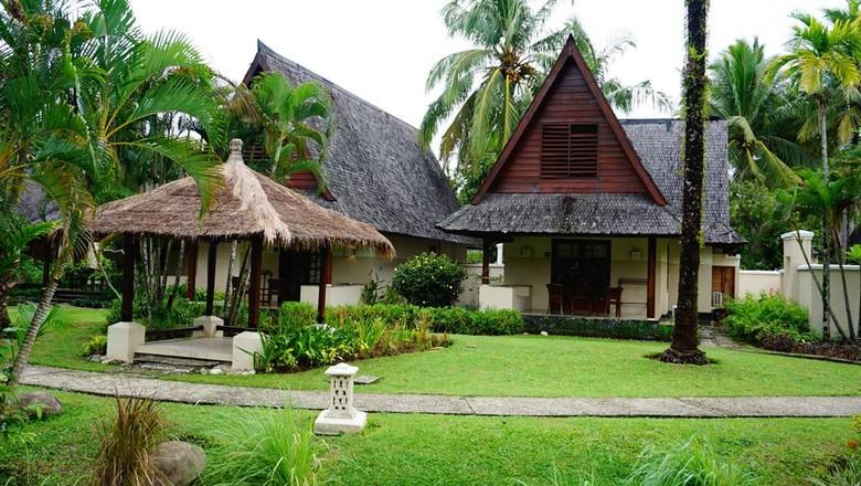 Akomodasi di Tanjung Lesung.