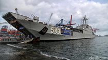 TNI AL Salurkan Bantuan untuk Korban Gempa Sulbar