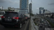 Fakta, Jakarta Masih Padat di Jam Pulang Kerja