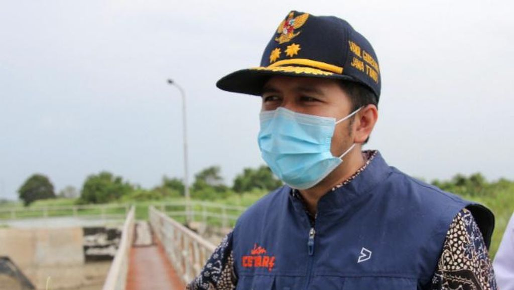 Melalui Perpres 80, Wagub Emil Pastikan Penanganan Banjir Kali Lamong
