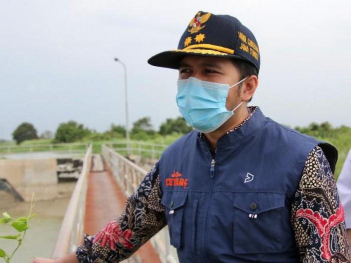 Wakil Gubernur Jawa Timur Emil Elestianto Dardak menyatakan, penanganan banjir di Kali Lamong dan Bengawan Solo hilir menjadi prioritas pemerintah tahun ini. Prioritas itu tertuang dalam Perpres 80 Tahun 2019.