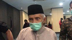 Surati Jokowi, Amien Rais Kecewa yang Balas Kemenko Polhukam