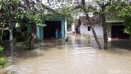 Hujan Semalaman, Dua Kecamatan di Bojonegoro Diterjang Banjir