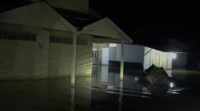 Banjir rendam tiga kecamatan di Aceh Tamiang