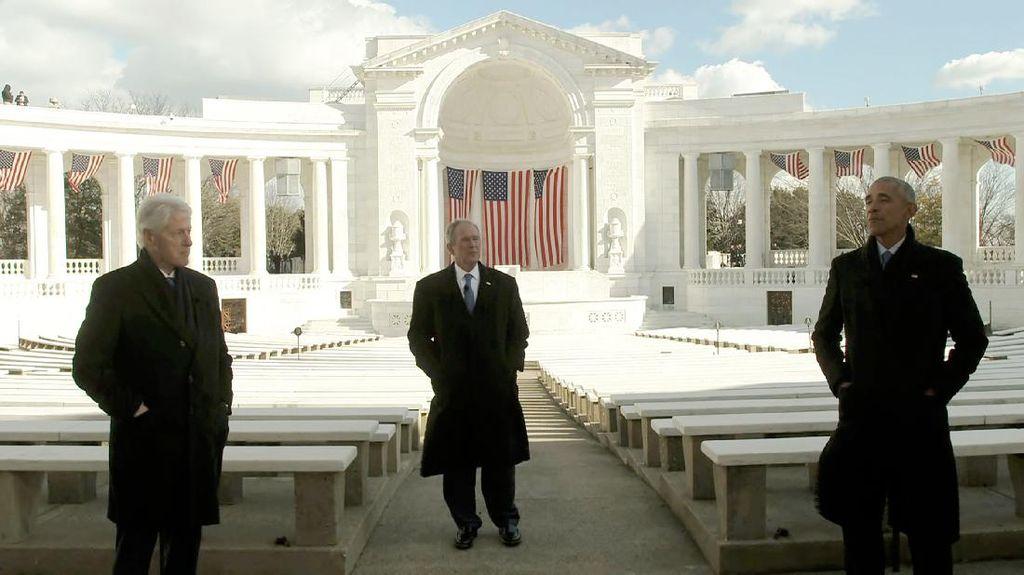 Tiga Mantan Presiden AS Beri Pesan Khusus untuk Joe Biden