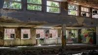 Foto: Kota Hantu yang Miliki Gudang Nuklir Tersembunyi