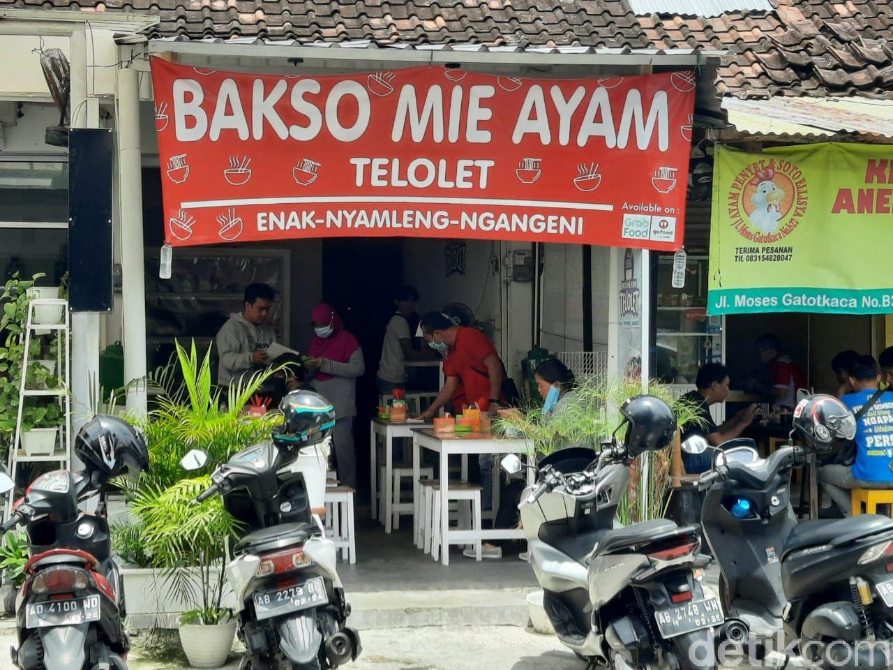 Kisah Bule Cantik Penjual Mie Ayam di Yogyakarta