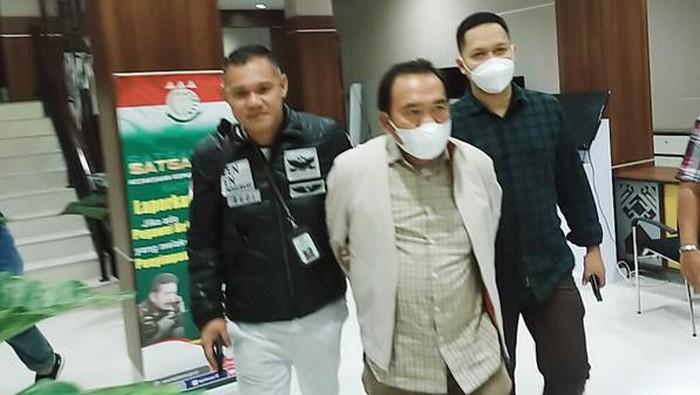 Buronan Korupsi Peta Rawan Bencana BPBD Sumatera Utara Ditangkap