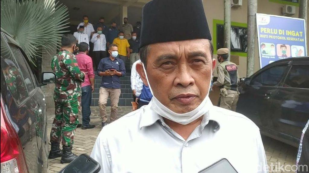 Marwan-Iyos Ditetapkan Menang Pilbup Sukabumi, Cabup Abubakar: Selamat!
