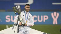 Juara Piala Super Italia, Ronaldo: Juventus Pede Lagi