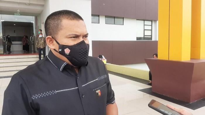 Dirreskrimum Polda Riau, Kombes Teddy (Raja Adil-detikcom)