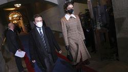 Memesona di Pelantikan Biden, Putri Tiri Kamala Harris Dikontrak Jadi Model