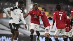 Fulham Vs Man United: Menang, Setan Merah Kembali Puncaki Klasemen