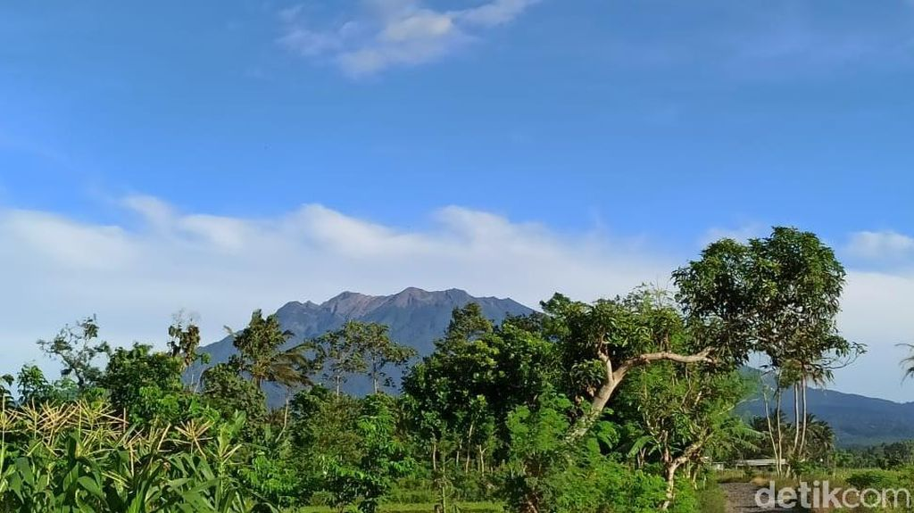 Gunung Raung Erupsi, Statusnya Masih Dievaluasi
