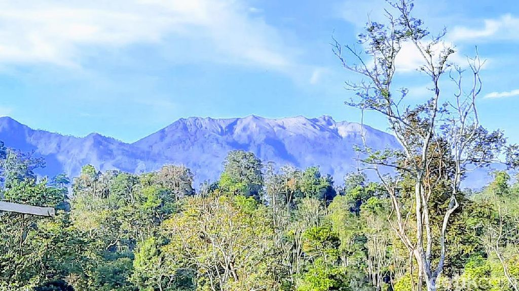 Status Gunung Raung di Level II, Warga Bondowoso Diminta Tenang Tapi Waspada