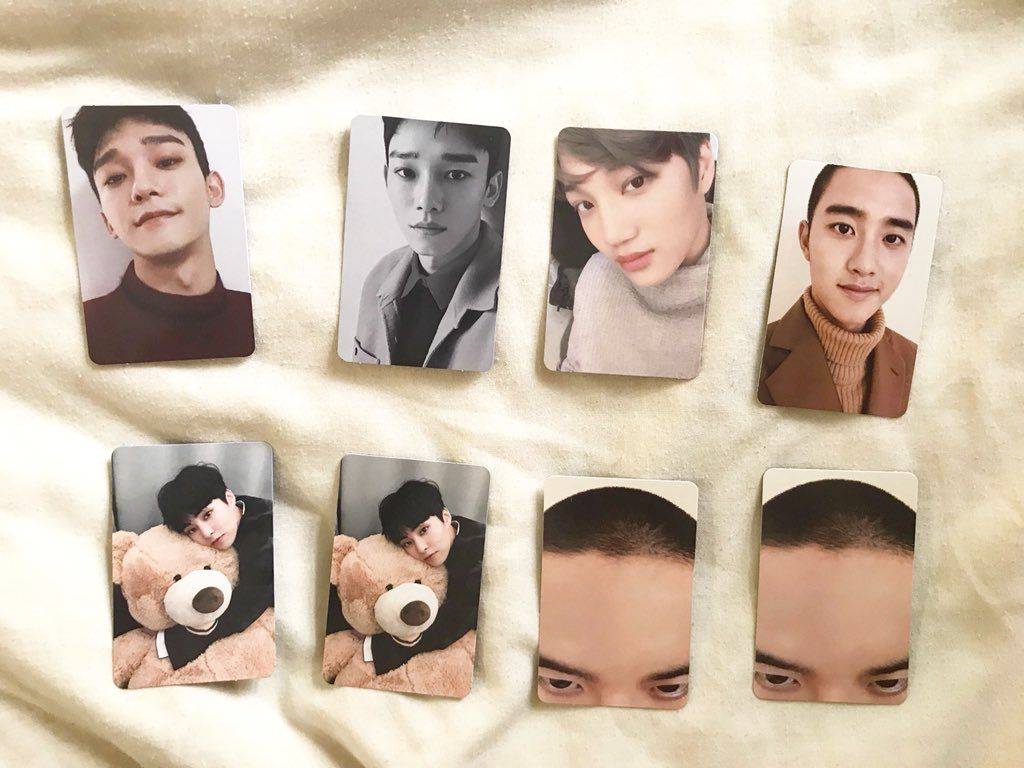 Photocard EXO