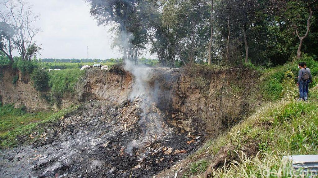 Warga Sempat Lihat Bola Api Sebelum Ledakan Keras di Mojokerto