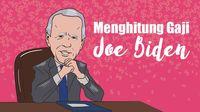 Menghitung Gaji Joe Biden
