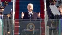 Pidato Pertama sebagai Presiden AS, Joe Biden: Ini adalah Harinya Amerika!