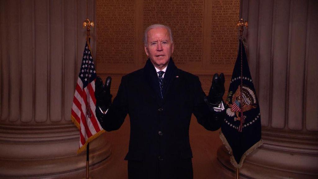 Joe Biden Bicara Soal Rasisme di AS: Inilah Waktunya Bertindak