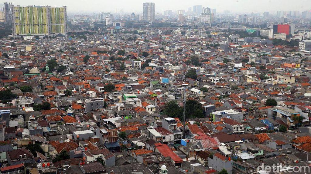Naik 32 Juta, Pertambahan Penduduk RI Setara Populasi Malaysia