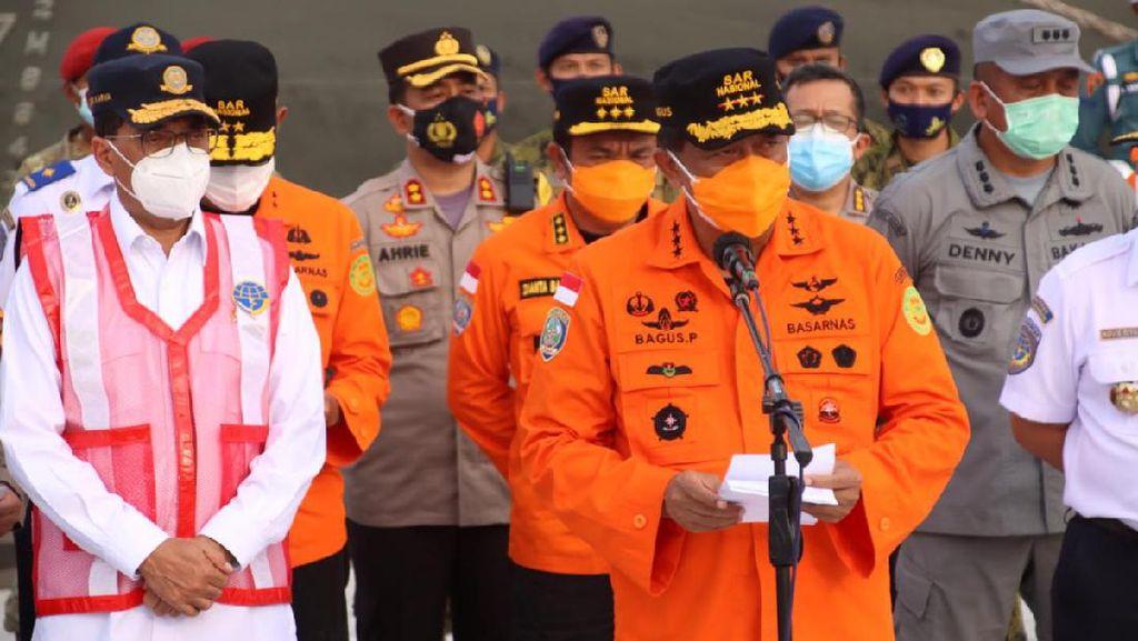 Operasi SAR Sriwijaya Air SJ182 Resmi Ditutup