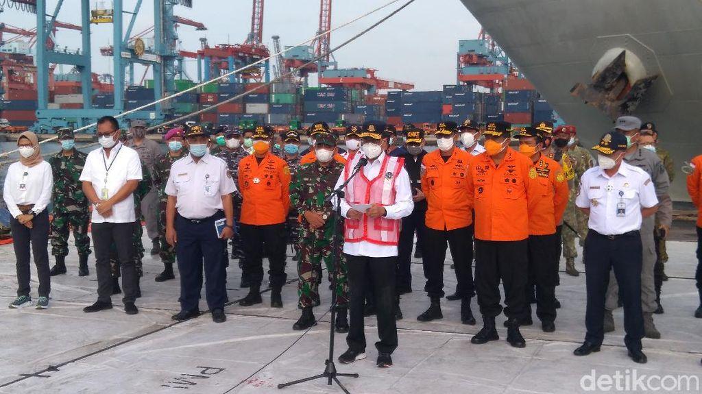 KNKT Tetap Cari CVR Sriwijaya Air SJ182