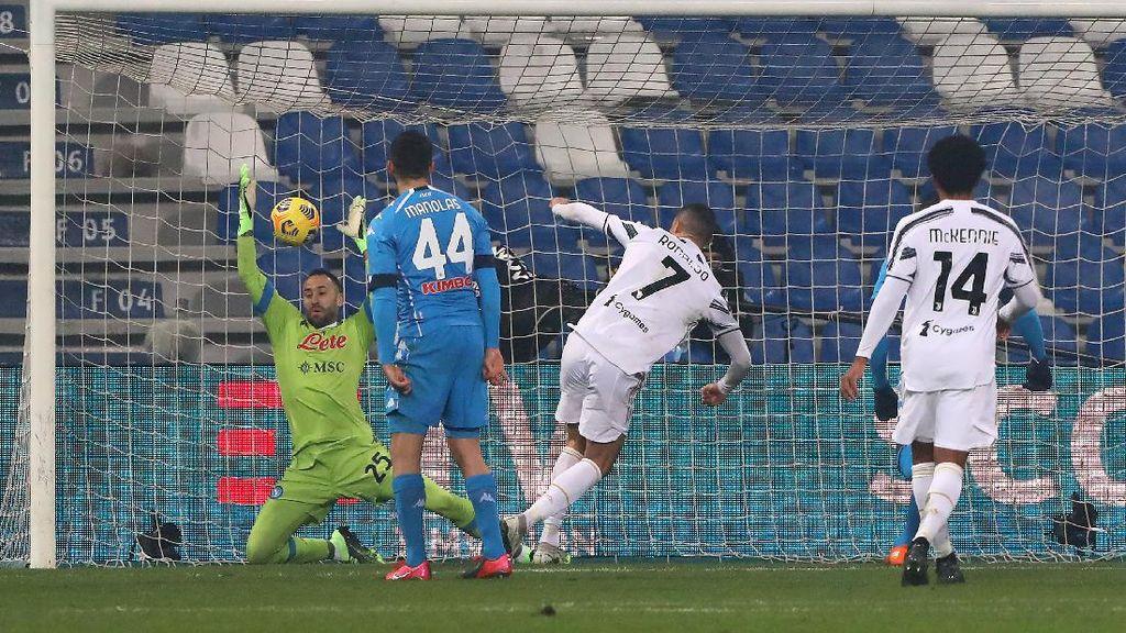 Juventus Vs Napoli: Menang 2-0, Bianconeri Juara Piala Super Italia